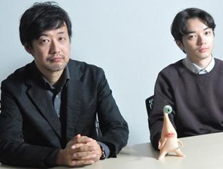染谷将太と山崎貴監督