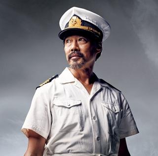 堤真一の役は日章丸船長!